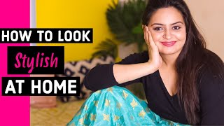 घर पे स्टाइलिश  कैसे दिखें ?| 7 Outfit Ideas 💡 | Styling Tips for Housewives #howtostyle