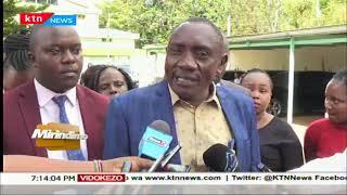 Wakilishi wa Wadi wa Kisumu warushana ngumi | MIRINDIMO