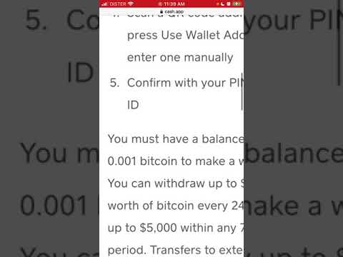 Bitcoin prekybos atsargos