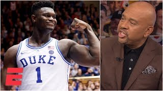 Would Zion be as big a star if it wasn't for Duke? | ESPN Voices