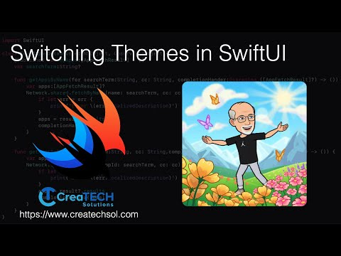 Switching Themes in SwiftUI thumbnail