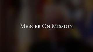 Mercer On Mission