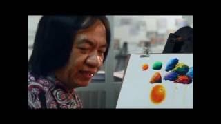 สอนสีชอล์ค1-5(oil Pastel Color Tutorial)ชุดที่2(episode2)