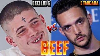Cecilio G vs C. Tangana - Beef explicado (Ontas? No Toy)
