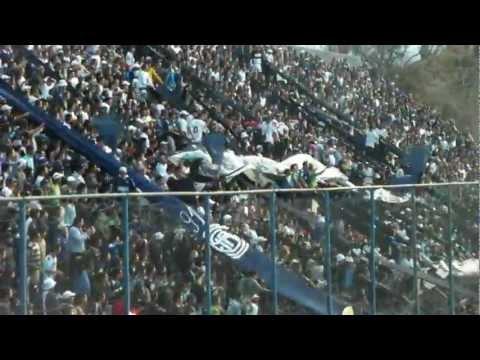 """""""En el Parque"""" Barra: Los Caudillos del Parque • Club: Independiente Rivadavia"""