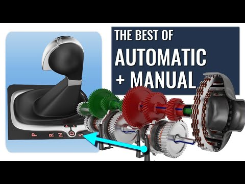 Watch Dual Clutch Transmission
