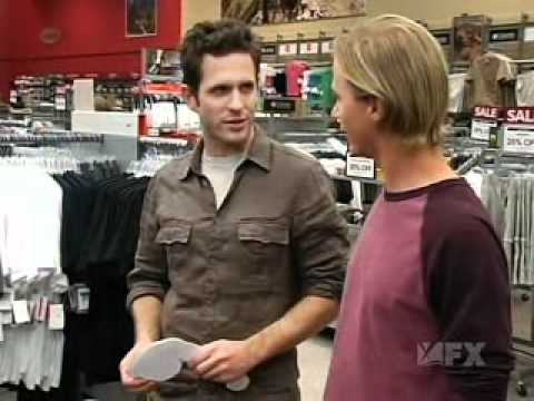 Always Sunny- What up? We're three cool guys who are looking for other cool guys who want to hang out in our party mansion. Nothing sexual.