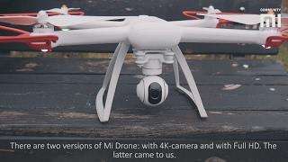 Xiaomi MI Drone Review 1080P(4K) WIFI FPV Quadcopter