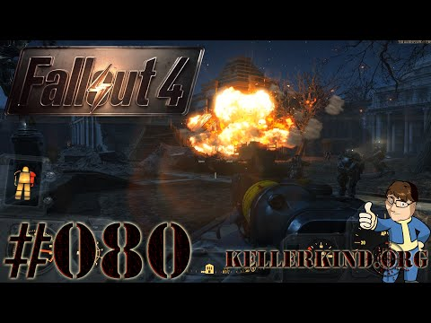 Fallout 4 #080 - Sturm aufs Institut ★ Let's Play Fallout 4 [HD|60FPS]
