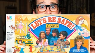Let's Play: Let's Be Safe