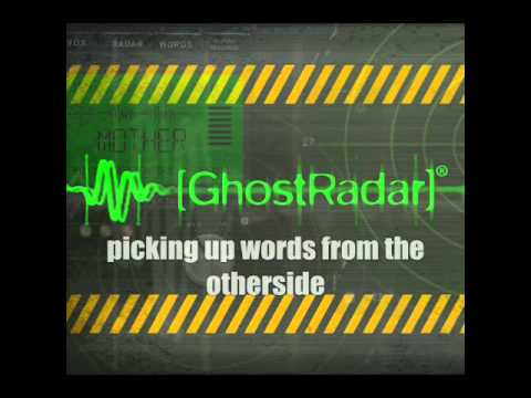 GHOST RADAR THEME SONG!!! written by sean austin..available on ITUNES!!