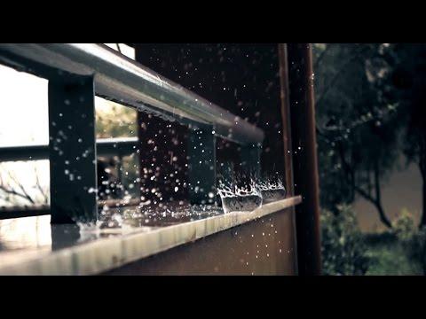 Sony RX100 IV Rainy Day test 500fps & 1000fps