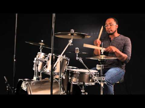 Basic Drumset Patterns w/ Nate Morton