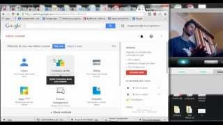 1157 (Google admin console ) How to log into admin console for Google Blog ?
