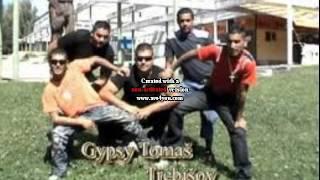 Gipsy Tomas Trebišov 2014 New cely album