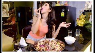 กินยำจานยักษ์4กิโล หมดไม่หมดต้องดู !!!55