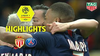 AS Monaco - Paris Saint-Germain ( 1-4 ) - Highlights - (ASM - PARIS) / 2019-20