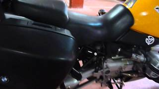 preview picture of video 'Vendo BMW GS 1150 Amarilla'