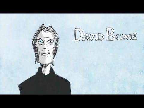 David Bowie a Stardust