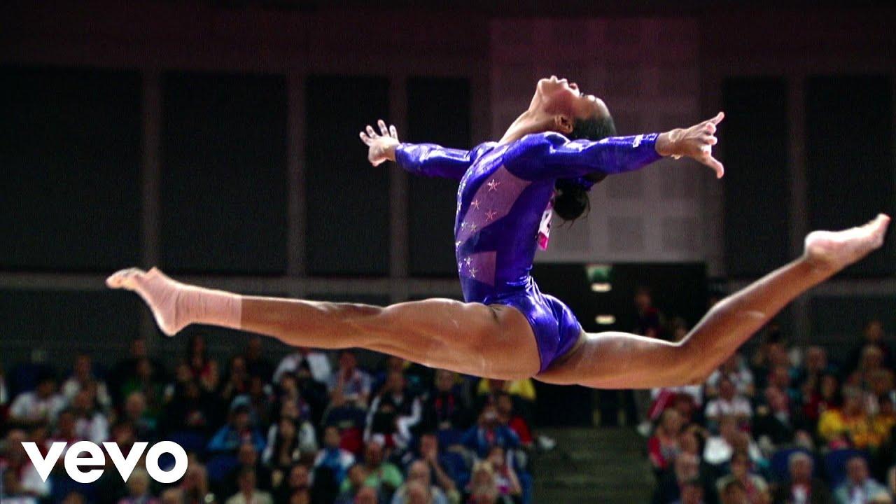 Новый клип Кэти Пери посвящен Олимпийским Играм