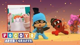 НОВОГОДНИЙ КОСТЮМ - МАСКИ СВОИМИ РУКАМИ - Покойо| Pocoyo Arts&Crafts: New Year's Eve Masks