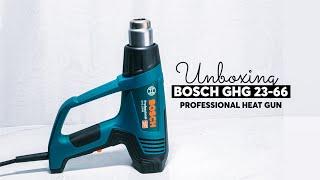 BOSCH GHG 23-66,2300W PROFESSIONAL HEAT GUN