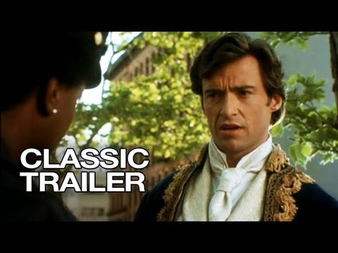 Kate & Leopold Movie Trailer