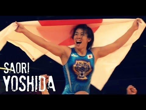 Saori Yoshida : United World Wrestling Champion