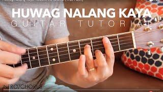Huwag Nalang Kaya ACCURATE Tutorial (True Faith)