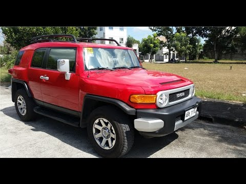 2015 Toyota Fj Cruiser FULL REVIEW (Interior, Exterior, Engine, Exhaust)