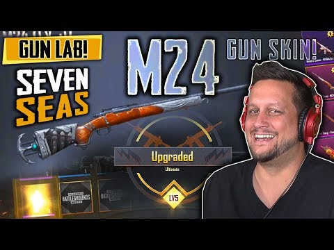 SEVEN SEAS M24 - GUN LAB - I BOUGHT WAY TOO MUCH UC!