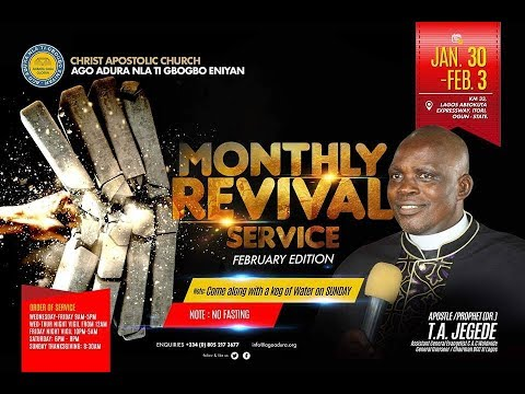 Download First Sunday Thanksgiving Service (February 2019) HD Mp4 3GP Video and MP3