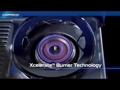 Cocina serie 600 con grill Xcelerate Campingaz