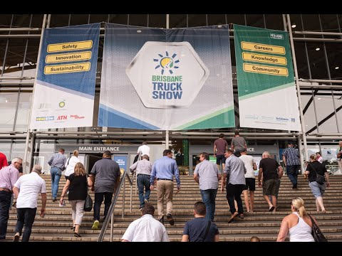 The 2019 Brisbane Truck Show in 60 seconds