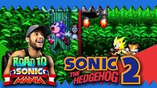 Road to Sonic Mania: Sonic 2 Part 3 - Aquatic Ruins Zone