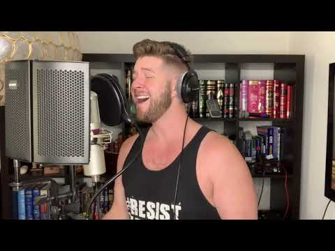 """Always Remember Us This Way""- Lady Gaga Cover - Eric Michael Krop"