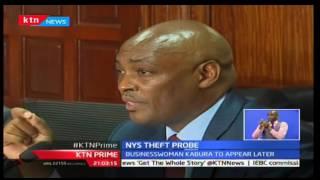 KTN News: CID boss Ndegwa Muhoro faces Parliamentary Public Accounts Committee over NYS, 5/10/16