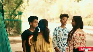 Cinta Kita Memang Tak Sempurna - Cover Video Rahul Aryan And Amirta Khanal (Short Love Story)