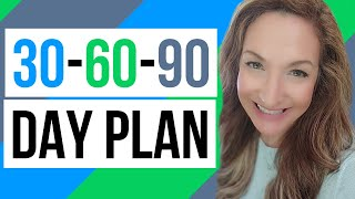 30-60-90 Day Plan: What Is It & Why You Need One Today