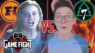 Tuesday Night Game Fight: Funhaus Licks Sugar Pine 7  Ep. 1