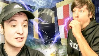A BEAST TOTW PLAYER ADDED TO MY TEAM - FIFA 18 ULTIMATE TEAM PACK OPENING