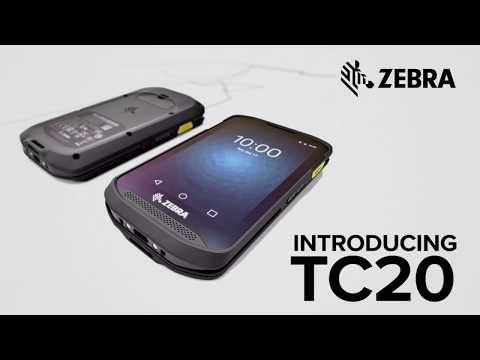 Introducing the Zebra TC20 Mobile Computer - Zebra Technologies