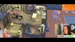 We had a baby! Sims 4. E.4