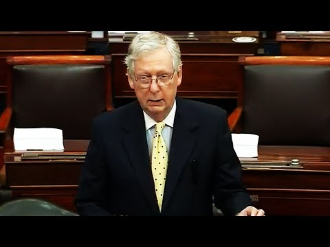 Big Wrench Thrown Into McConnell's Supreme Court Plans
