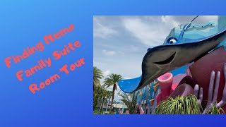 Art of Animation Resort - Finding Nemo Family Suite Tour