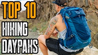 TOP 10 BEST DAYPACK BACKPACK FOR TRAVEL & HIKING