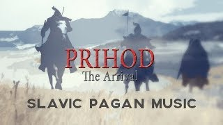 Dark Slavic Pagan Music | The Arrival