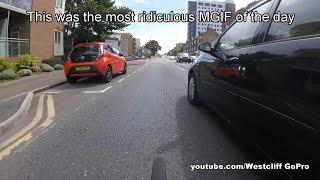 Bad Drivers Cycling Compilation #113 - MGIFs - Ford Capri - RLJ - Close Passes - Dash To Red
