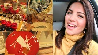 Alışveriş Turu | Zara, H&M Home, Mudo, Paşabahçe, Yargıcı  | İrem Güzey