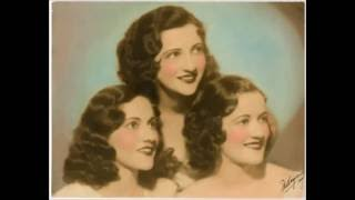 Boswell Sisters - When I Take My Sugar To Tea 1931